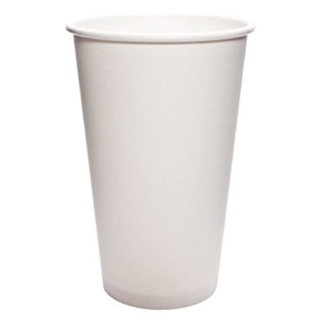 - Dopaco Paper Hot Cup White 20 oz. | 500/Case