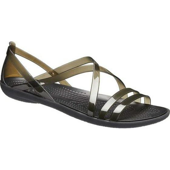 30ea12edd2c8 Crocs - Crocs Women s Isabella Strappy Sandals - Walmart.com