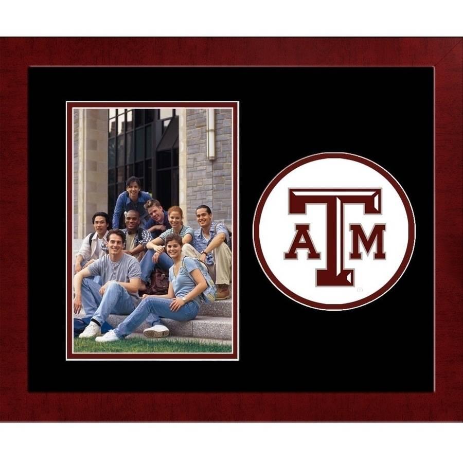 Texas A&M Aggies Spirit Photo Frame (Vertical)
