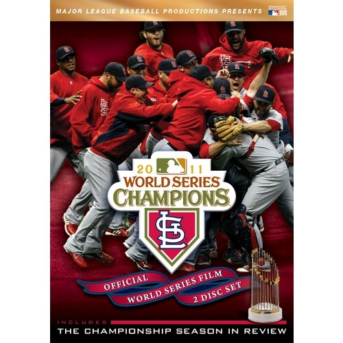 2011 World Series Highlights by A&E Home Video