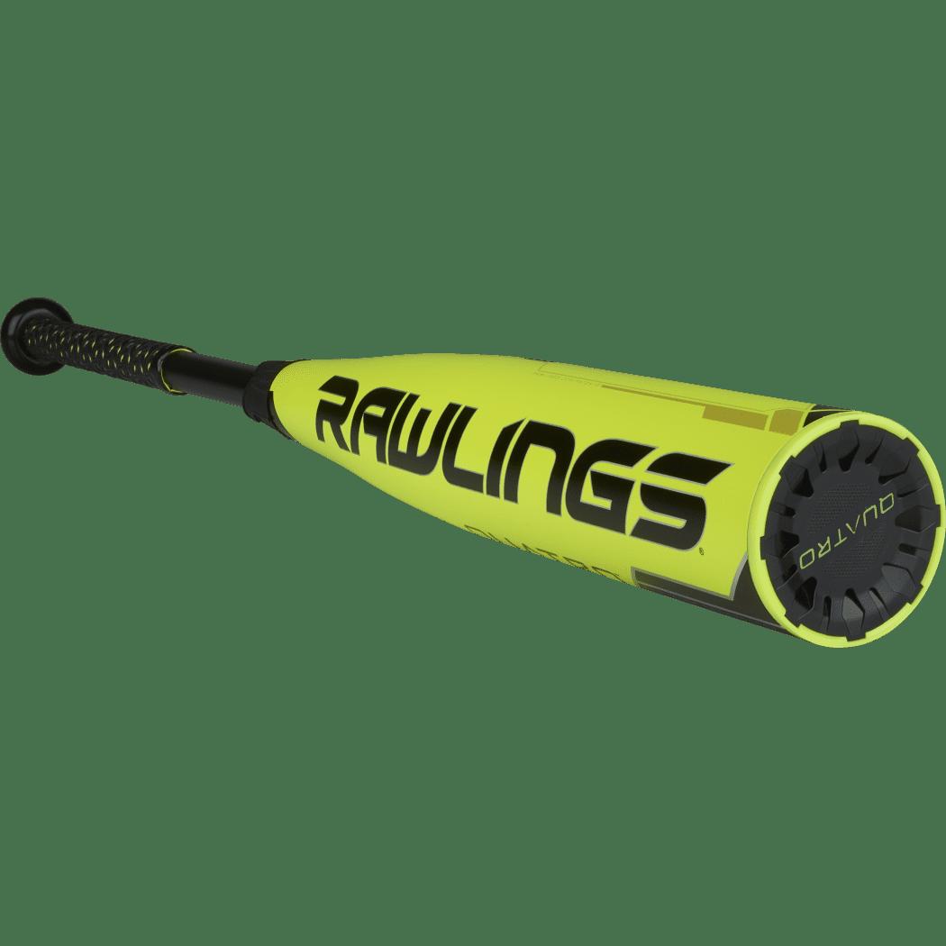 2018 Rawlings QUATRO BBCOR Baseball Bat (-3) 34in by
