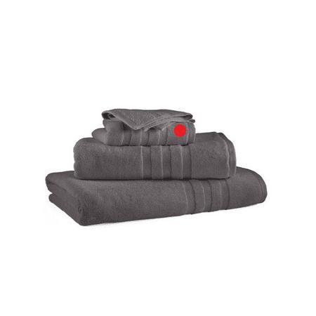 Polo Ralph Lauren Palmer Bath Gents Gray Wash Towel 13