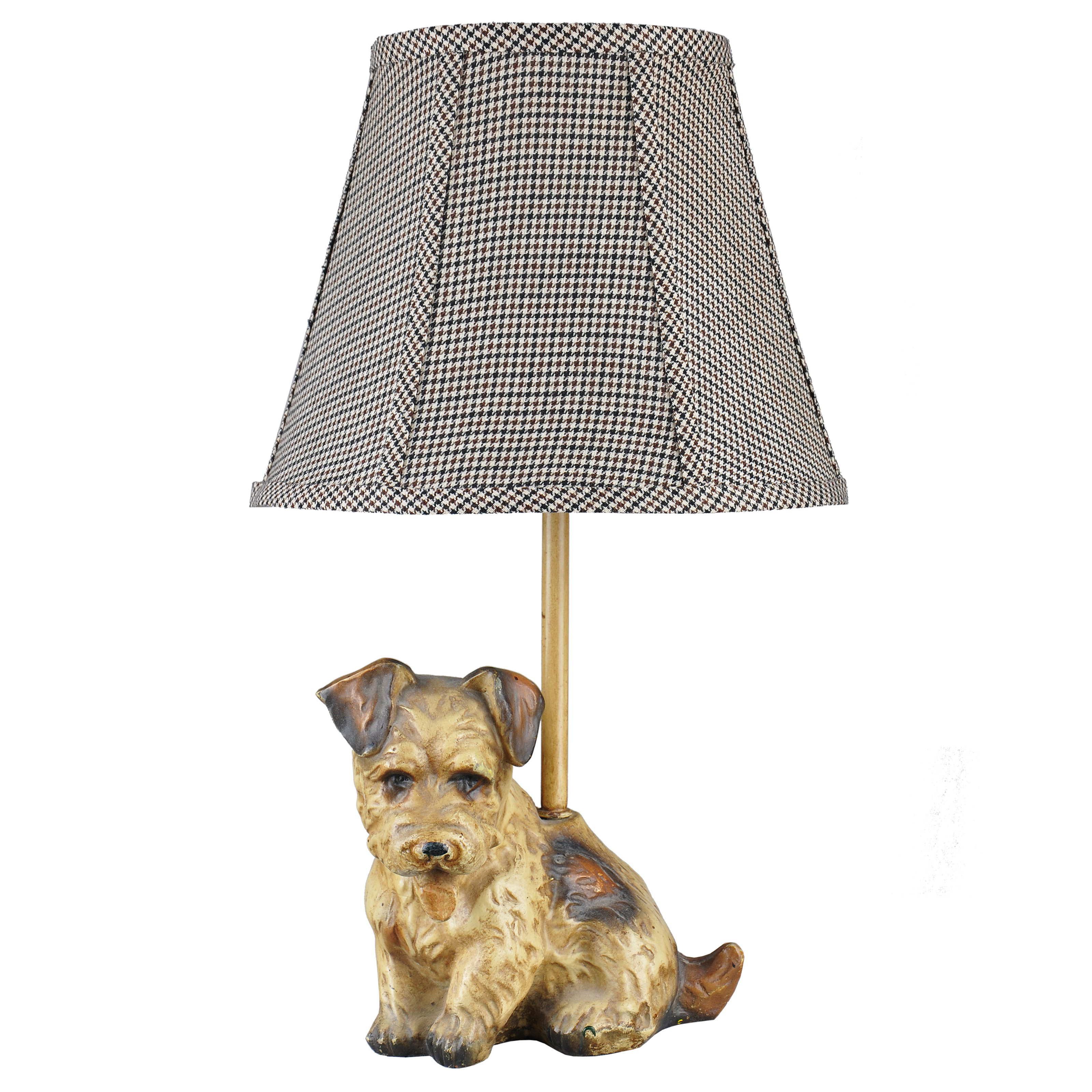 A Homestead Shoppe Buddy L1316A-UP1 Table Lamp