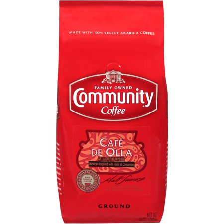 Cafe De Colombia Jersey (Community® Coffee Cafe De Olla Ground Coffee 12 oz. Bag)