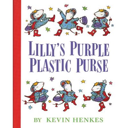 Lilly's Purple Plastic Purse (Hardcover) (Lilly And The Purple Plastic Purse Activities)