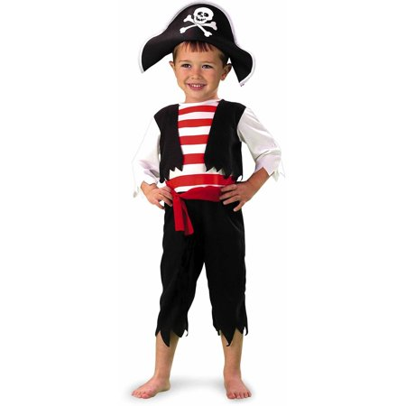 Pirate Dress Up For Toddlers (Disguise Pint Size Pirate Toddler Dress Up / Halloween)
