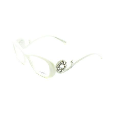 Prada PR10QV 7S31O1 54mm Women's Designer (Prada Designer Glasses)