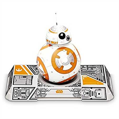 Refurbished BB-8 App-Enabled Droid with Trainer