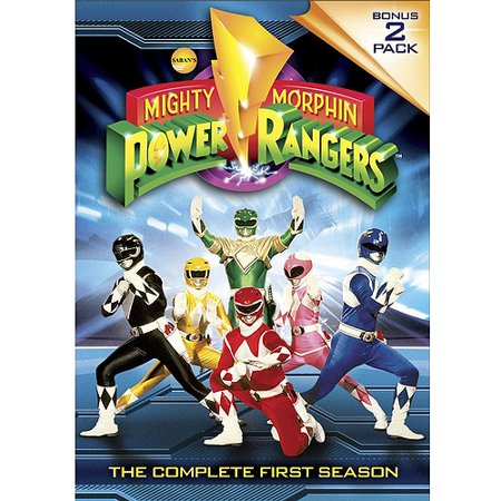 Mighty Morphin Power Rangers: The Complete First Season (Full