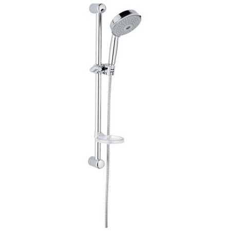 Grohe 27140000 Rainshower Rustic 130 Shower set, Available in Various Colors