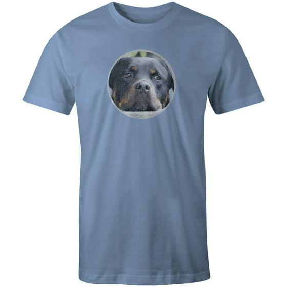 Men's Rottweiler Dog Puppy T-Shirt