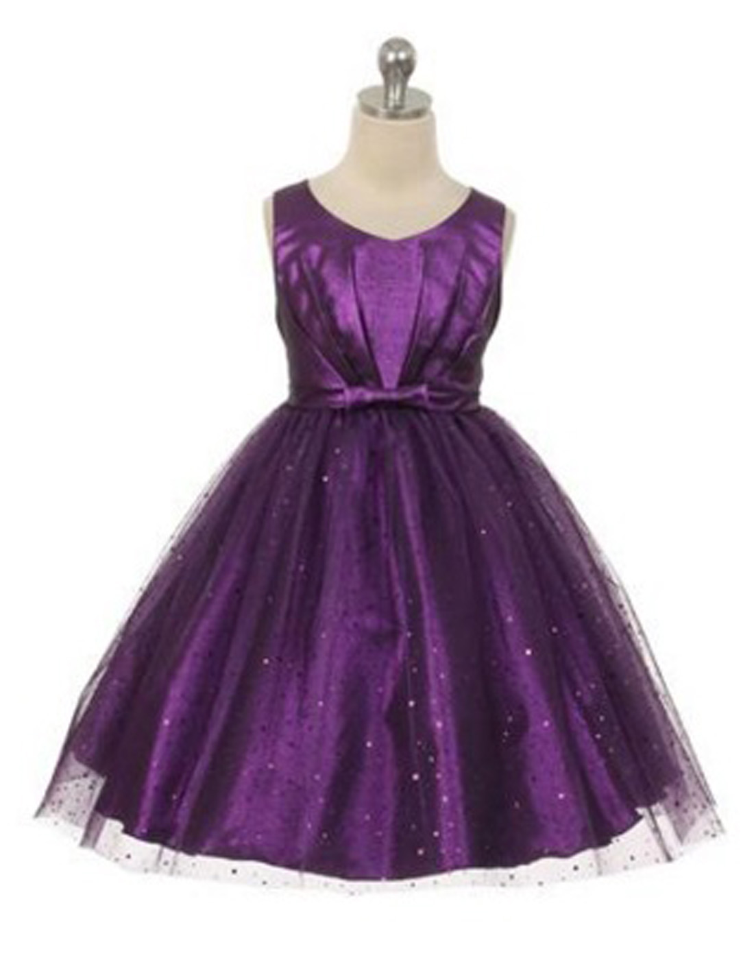 ce061a902a42 Flower Girl Dresses Purple And Silver - raveitsafe