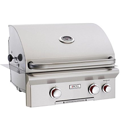 American Outdoor Grill 24 Inch Built-in Natural Gas Grill W/ Rotisserie (Aog Gas Grills)