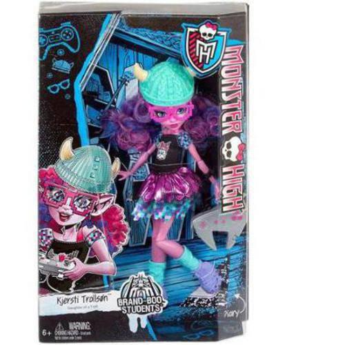 Monster High Brand-Boo Students Kjersti Trollsøn Doll by Mattel