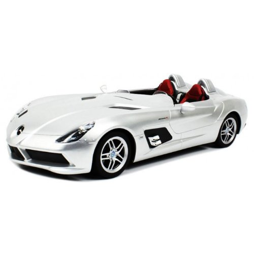 Officially Licensed Mercedes Benz SLR McLaren Z199 Electric RC Car 1:12 RTR (Colors May Vary) Big Size, Authentic Body Styling