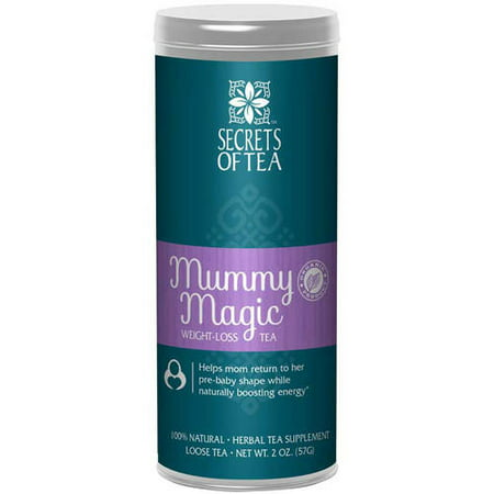 Secrets Of Tea Lose Weight With Mummy Magic Weight Loss Supplement, 20 (Best Way To Lose Weight With Pcos)