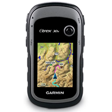 Garmin Etrex 30X Handheld Gps System 240 X 320 Resolution  141 7 Grams  Weatherproof