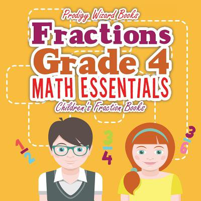 Fractions Grade 4 Math Essentials : Children's Fraction - Halloween Math Fractions