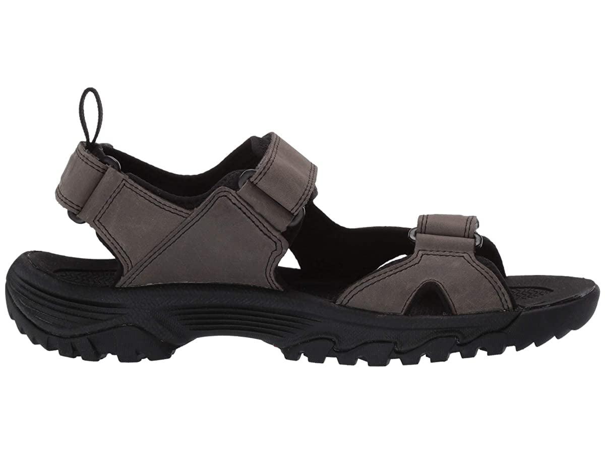 Hi Tec Hi-Tec Mens Gents Camping Walking Hiking Cancun Velcro Strap Sandal
