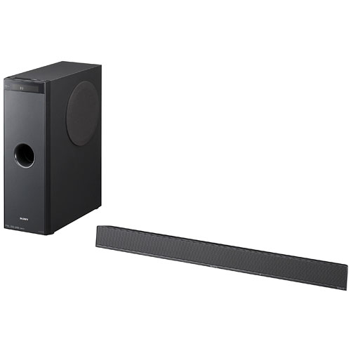 Sony Sound Bar Home Theater Audio System w/ Subwoofer, HT-CT100