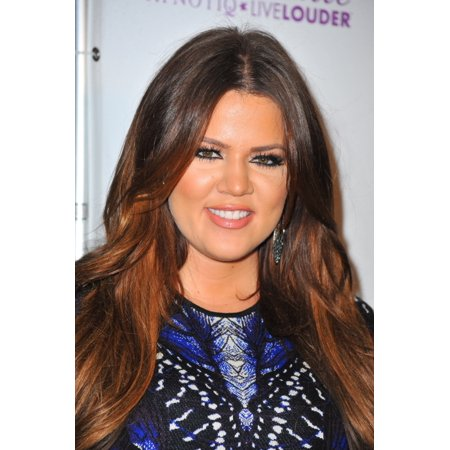 Khloe Kardashian In Attendance For Hpnotiq Harmonie Vodka Launch Event Canvas Art     16 X 20