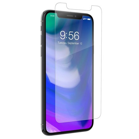 Anti-Glare Clear Screen Protector for iPhone Pro 11 / iPhone XS / iPhone
