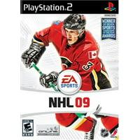 NHL 09 - PlayStation 2