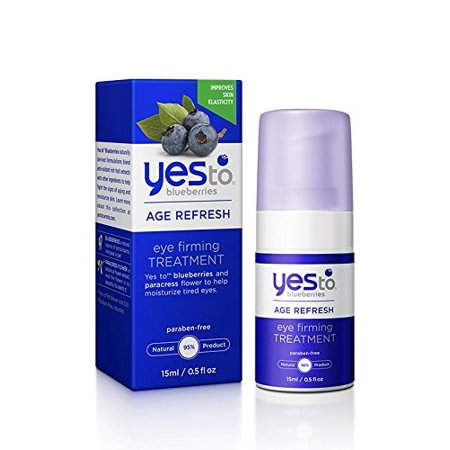Yes To Blueberries Age Refresh Eye Firming Treatment 0.5 Fluid