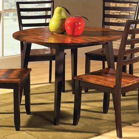 Steve Silver Company Abaco Double Drop Leaf Round Casual Dining ...