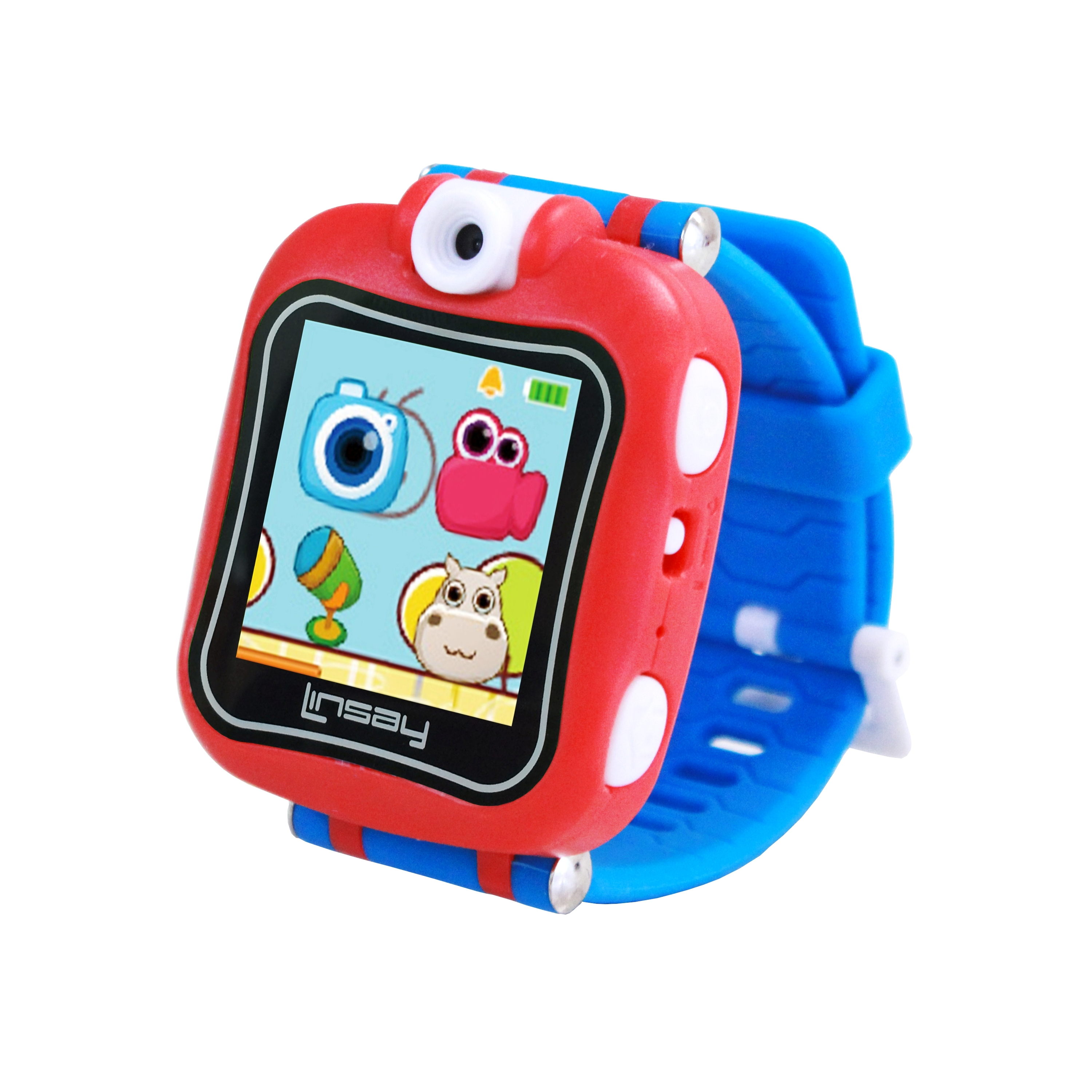 LINSAY Kids Smartest Watch on Earth Blue by Linsay