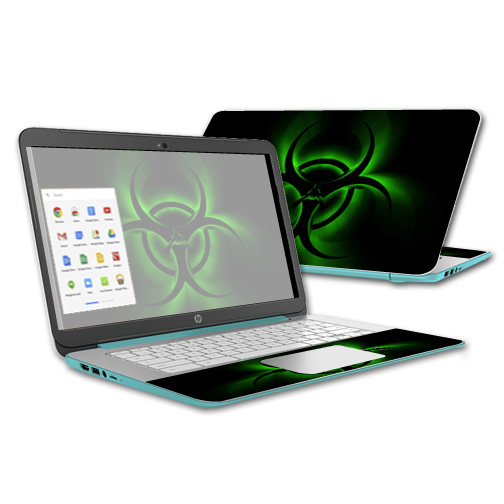 MightySkins Protective Vinyl Skin Decal for HP Chromebook 14 (2015) case wrap cover sticker skins