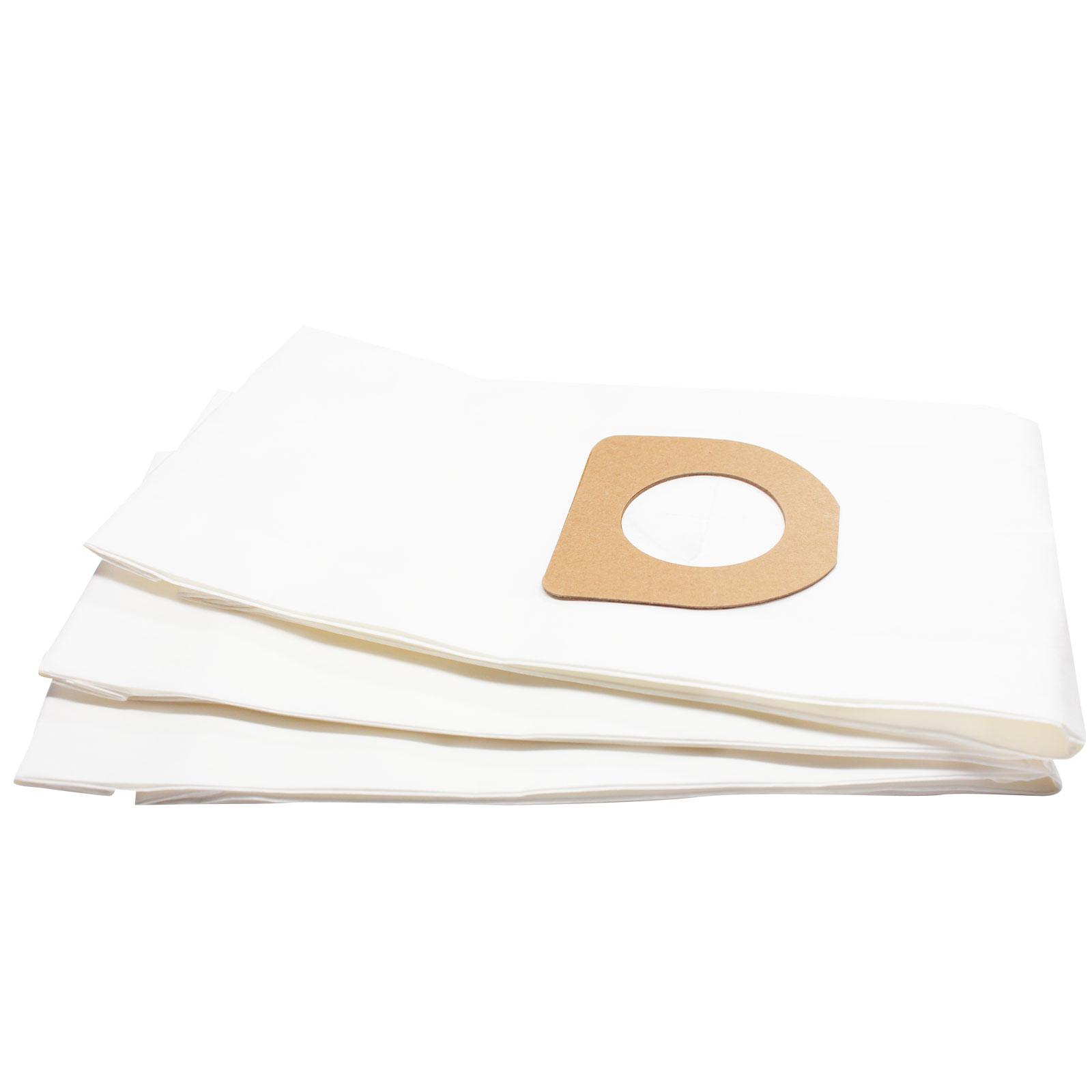 3 Replacement Hoover TurboPower 1500 Series Vacuum Bags - Compatible Hoover 4010100A, Type A Vacuum Bags - image 1 of 4
