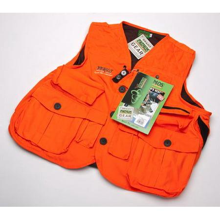 Primos Gunhunter's Vest - Lg - Blaze Orange - Orange Vest