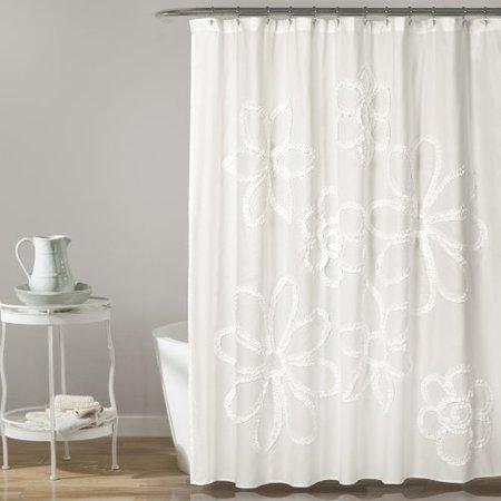 One Allium Way Leonard Single Shower Curtain