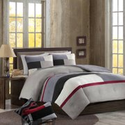 Better Homes & Gardens Full Microsuede Comforter Mini Set, 3 Piece, Full