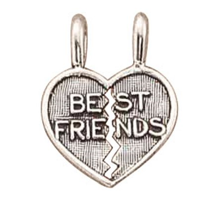 2 Piece Heart Box (Sterling Silver 16