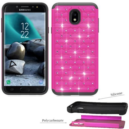 buy popular 71ac9 ef914 For Samsung Galaxy J3 Orbit Case, Express Prime 3 Case, Amp Prime 3 Case,  J3 Star Case, J3 Achieve Case, Galaxy J3V 3rd Gen, J3 Top, J3 (2018) ...