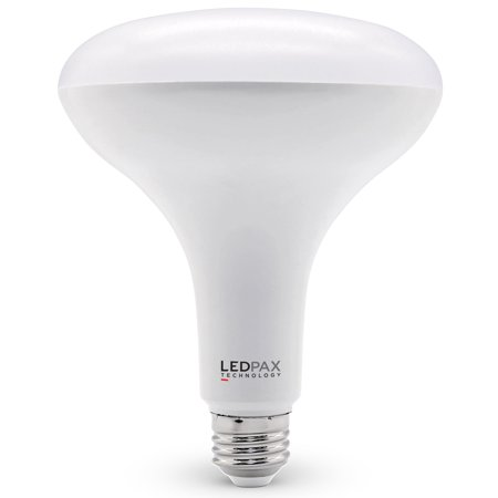 Br40 Cfl (LEDPAX BR40 Dimmable LED Bulb, 15W (85W equivalent), 4000K , 1100 Lumens, CRI 90, 1 Pack, UL, ES Certified, 4)
