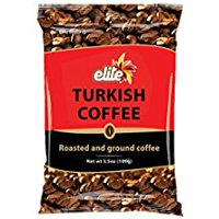 Elite Turkish Coffee, 3.5 oz
