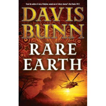 Rare Earth (A Marc Royce Thriller Book #2) - (Kiehls Rare Earth)