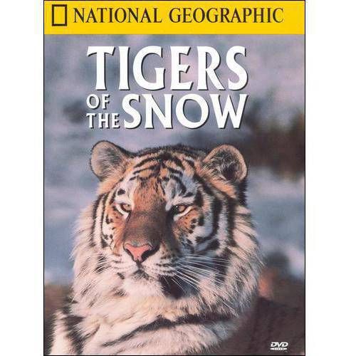 National Geographic: Tigers Of The Snow