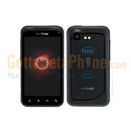 HTC DROID INCREDIBLE 2 Android Phone, Black (Verizon Wireless) manufacture refurbished ()