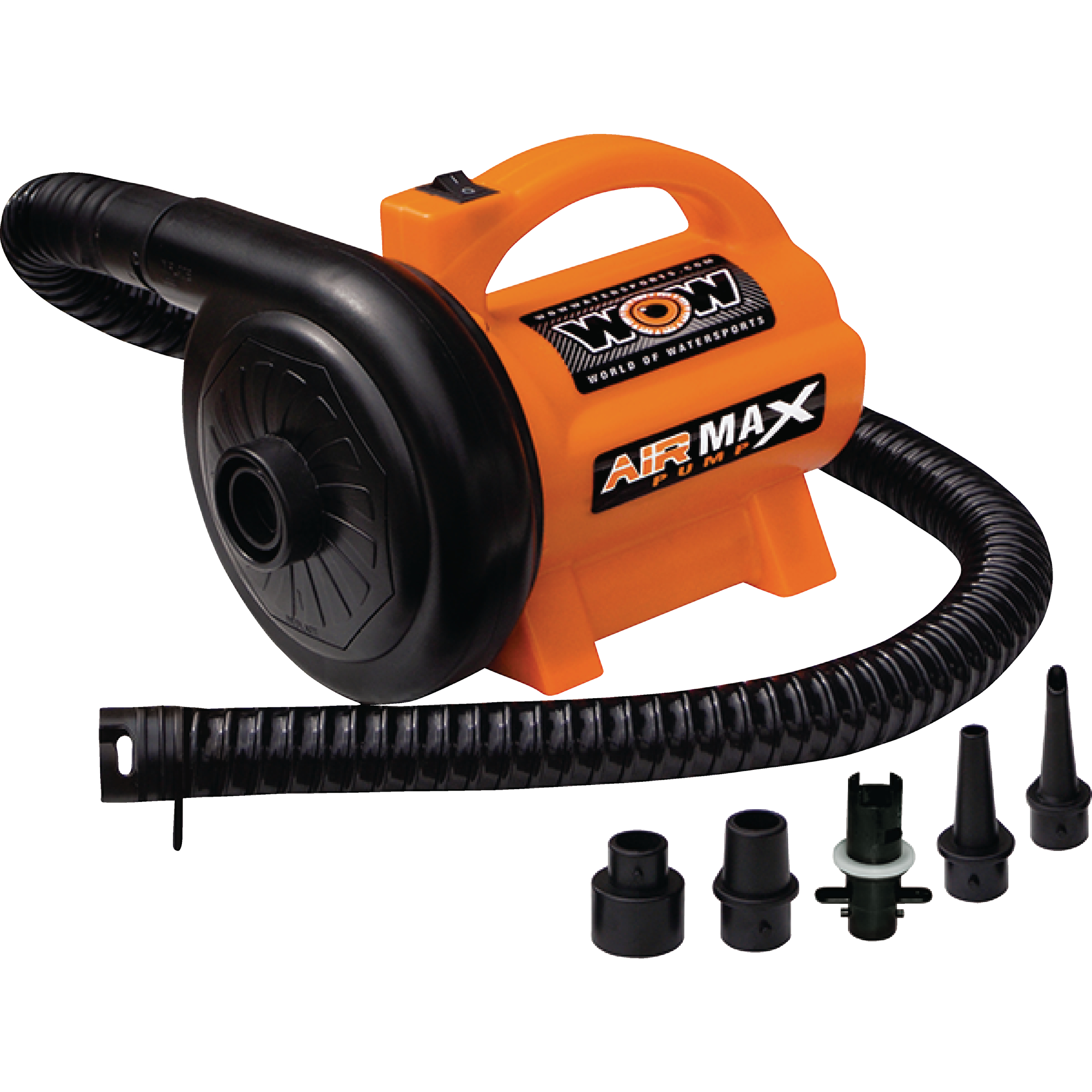 WOW 164010 Air Max 120V Pump for Towable Tubes