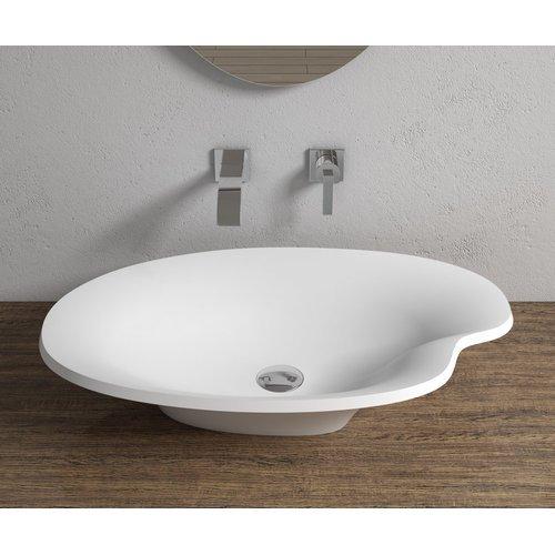Infurniture Stone Specialty Vessel Bathroom Sink Walmart Com Walmart Com