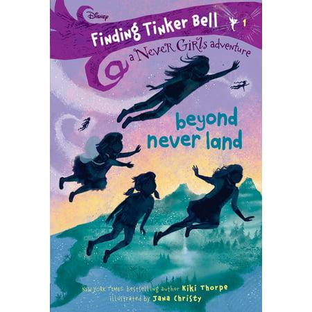 Finding Tinker Bell #1: Beyond Never Land (Disney: The Never Girls) (Tinkerbell Ribbon)