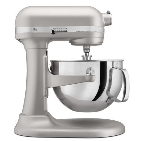 KitchenAid® Pro 600™ Series 6 Quart Bowl-Lift Stand Mixer - KP26M1XNP