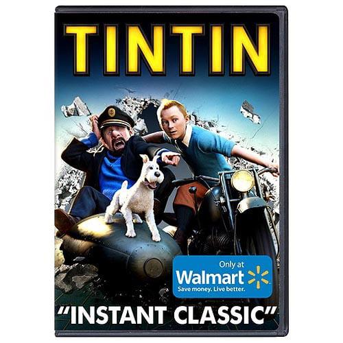 The Adventures Of Tintin (Exclusive) (Widescreen)
