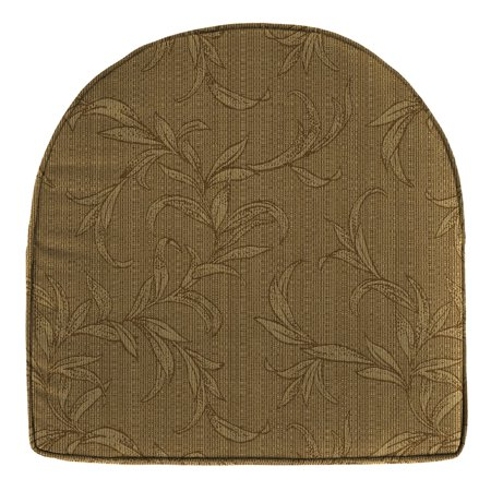 Jordan Manufacturing 18 x 18 in. Sunbrella Contoured Chair Cushion ()