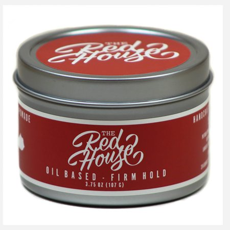 The Red House Oil Based Firm Pomade
