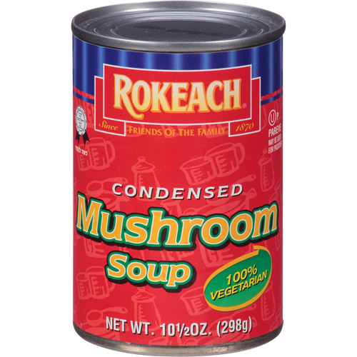 Rokeach Condensed Mushroom Soup <p>10.5 oz (24 Packs) </p>